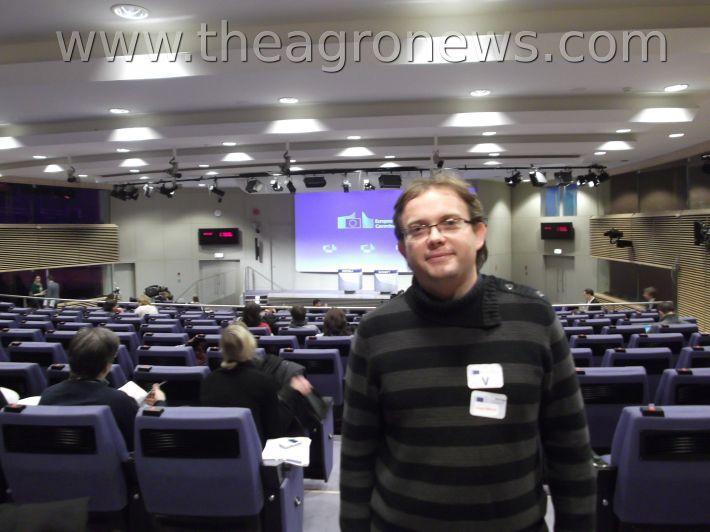 Es fácil ser periodista en Bruselas