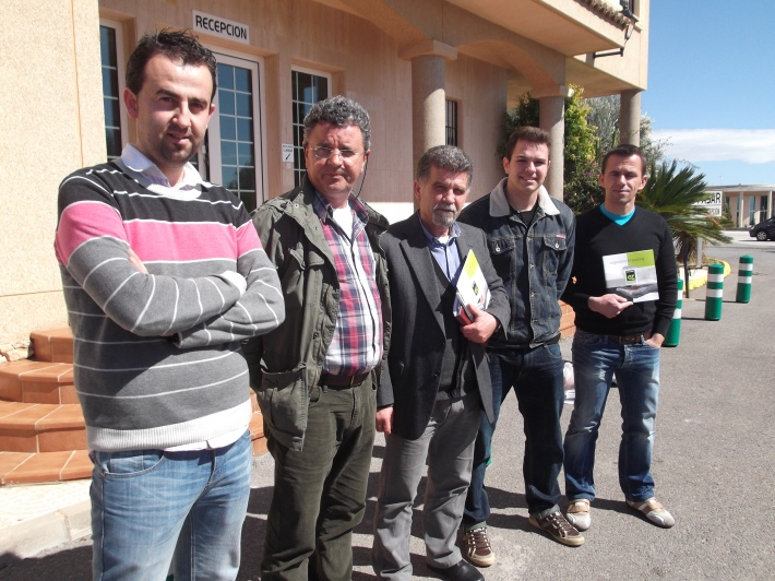 Campomar, cantera de técnicos y agricultores / Campomar, reserve of technicians and farmers