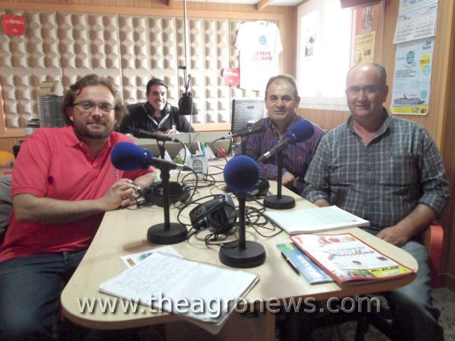 Campoejido y Brisa Radio