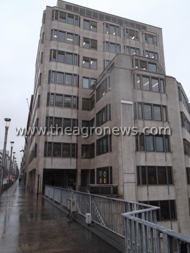 La PAC es una política gris diseñada en un edificio gris de una ciudad gris llamada Bruselas
