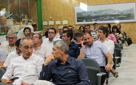 charla en Cartagena