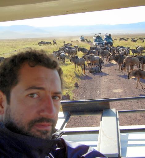 De aventura por Tanzania