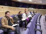 Bruselas periodistas europeos