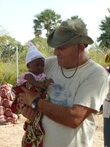 Carta de un agricultor desde Gambia (África)