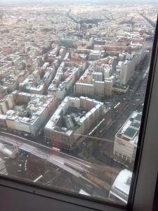Berlín a vista de pájaro