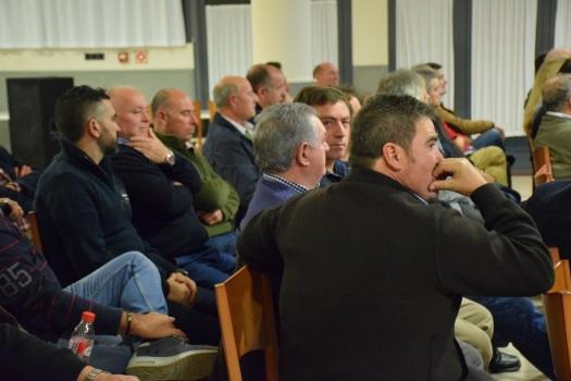 auditorio de agricultores