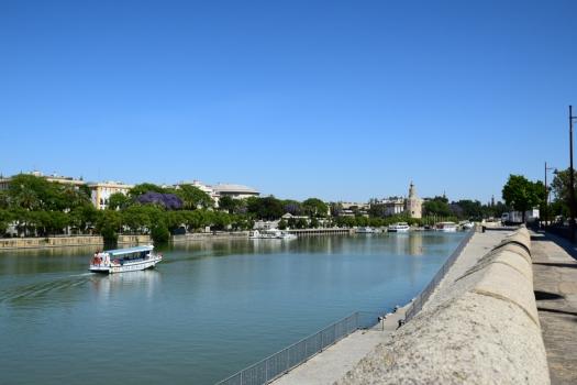 Ana.- Río Guadalquivir