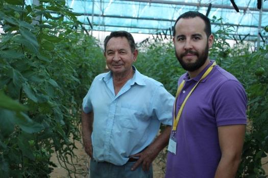 Juan Piedra y Manuel Ruiz Ayala