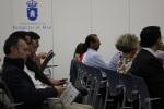 Público con móviles