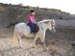 clases de equitación a niños