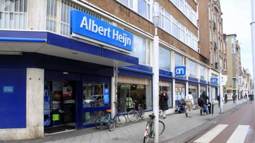 supermercado holandés desde fuera