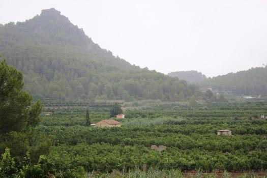 Valencia.- valle de Alfauir